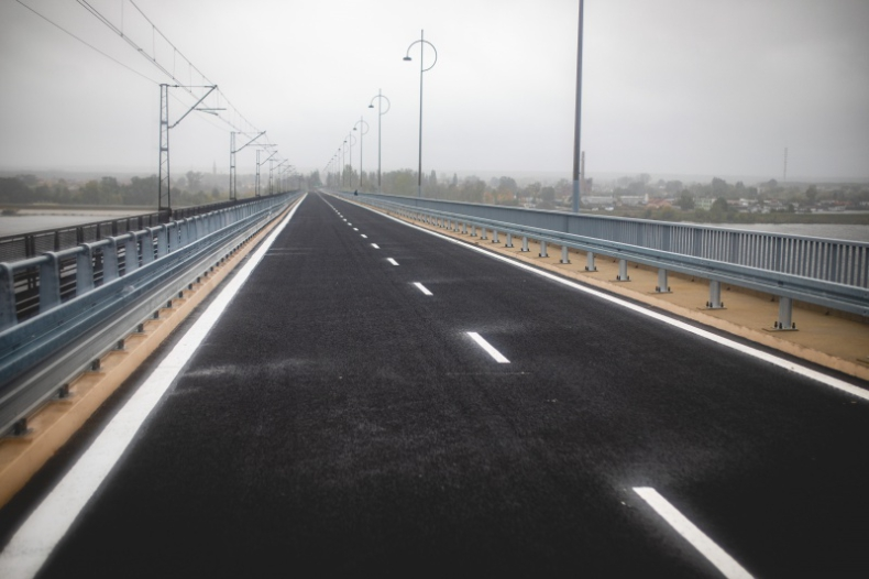 Koniec remontu mostu im. Legionów Piłsudskiego. W Płocku przywrócono ruch pojazdów i pieszych - GospodarkaMorska.pl