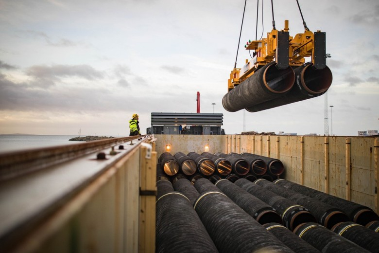 Gazprom poinformował o zbudowaniu 83 proc. gazociągu Nord Stream 2 - GospodarkaMorska.pl