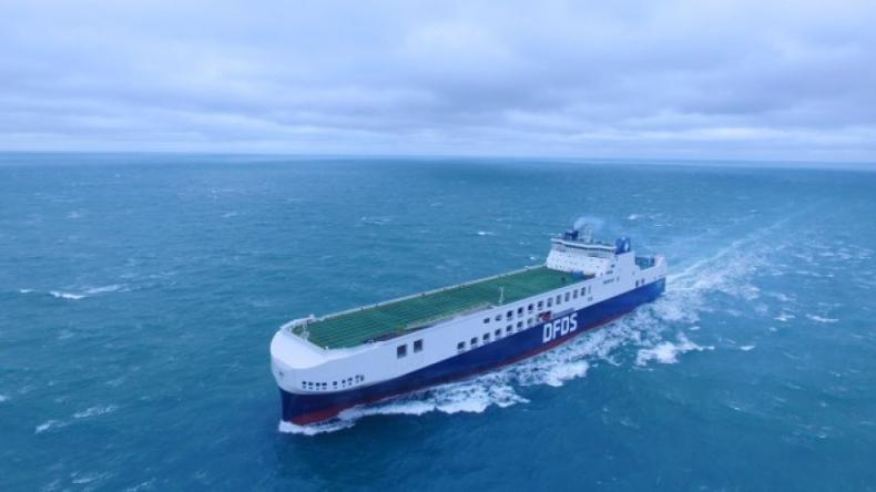DFDS w globalnej koalicji na rzecz rozwoju statków zero emission - GospodarkaMorska.pl