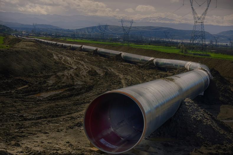 Putin dopuścił przedłużenie o rok kontraktu z Ukrainą na tranzyt gazu - GospodarkaMorska.pl