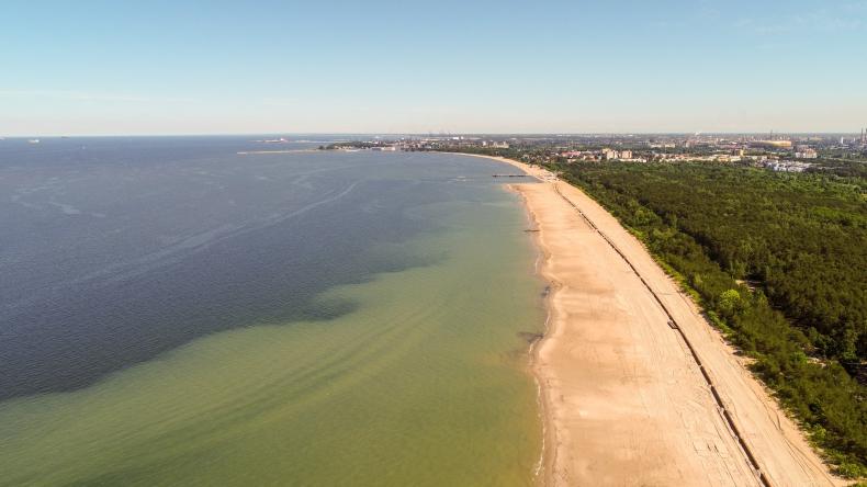 Czasowe zamknięcie plaż na Wyspie Sobieszewskiej w Gdańsku. Kończą się prace refulacyjne - GospodarkaMorska.pl