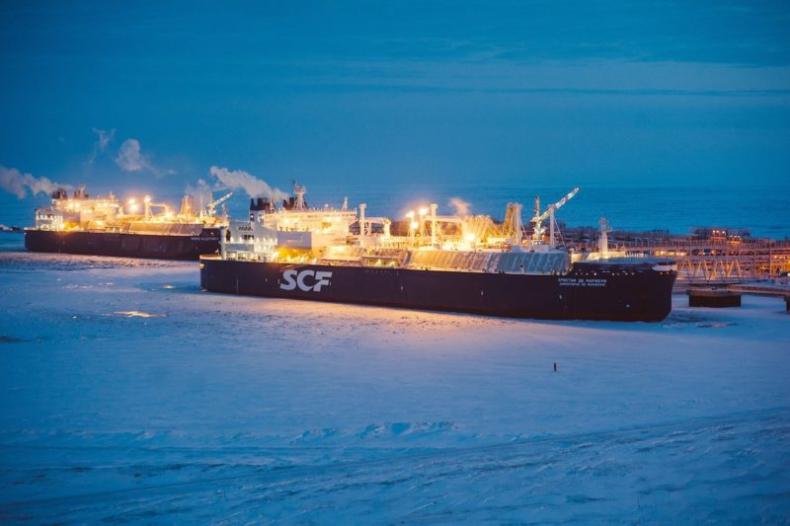 Coraz więcej dostaw LNG z terminalu Jamał zmierza na wschód przez Północny Szlak Morski - GospodarkaMorska.pl