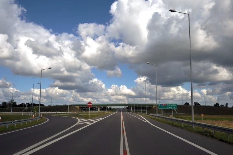 Koło Niska ruszyła budowa odcinka trasy Via Carpatia - GospodarkaMorska.pl