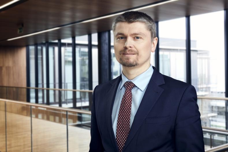 Tomasz Stępień prezesem Polskiego LNG - GospodarkaMorska.pl