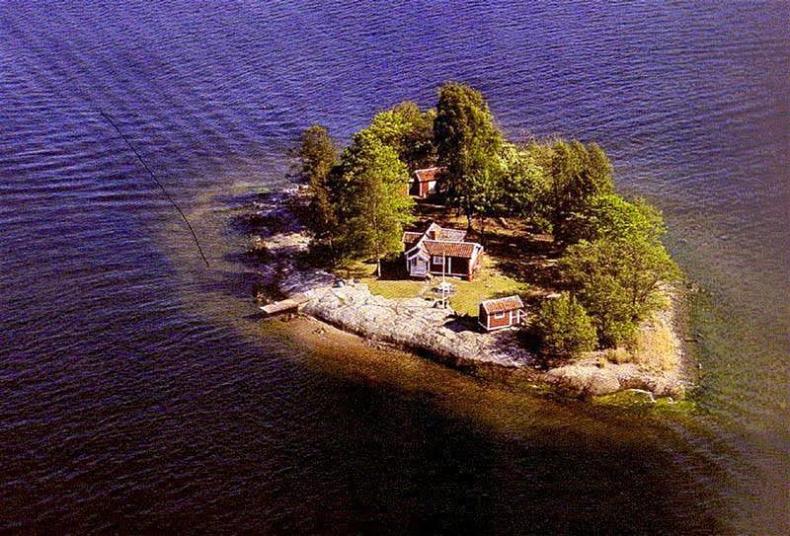 Darmowy pobyt na prywatnej szwedzkiej wyspie? To możliwe! (foto, wideo) - GospodarkaMorska.pl