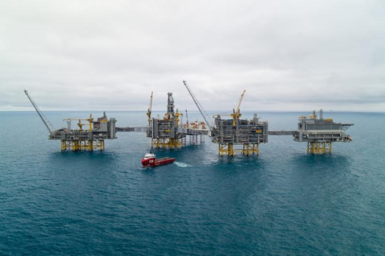 Pierwsza dostawa ropy z pola Johan Sverdrup gotowa do wysyłki - GospodarkaMorska.pl