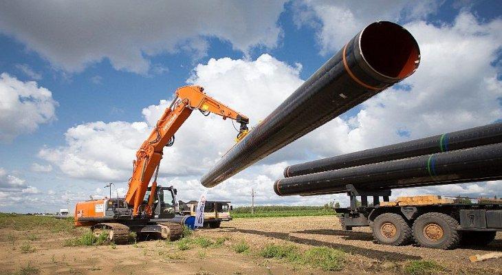 Zakończyła się budowa gazociągu Lwówek-Odolanów. To kluczowa inwestycja dla uniezależnienia się od dostaw rosyjskiego gazu - GospodarkaMorska.pl
