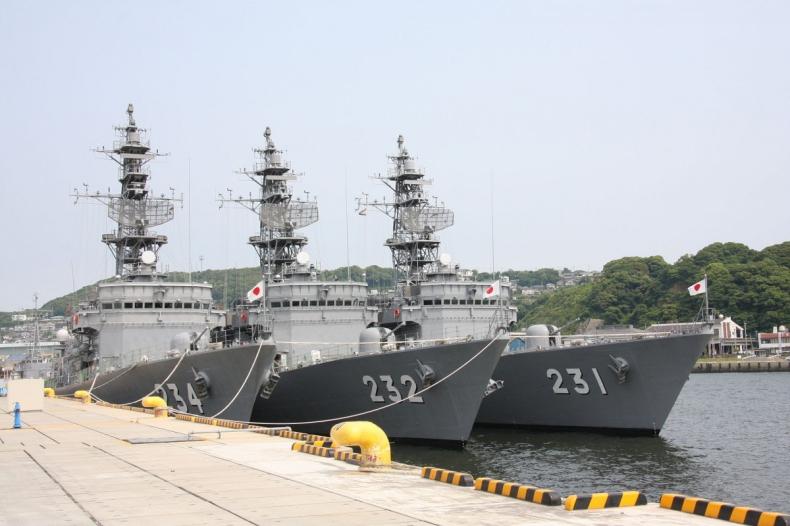 Japonia zwiększa swój udział w międzynarodowych manewrach wojskowych - GospodarkaMorska.pl