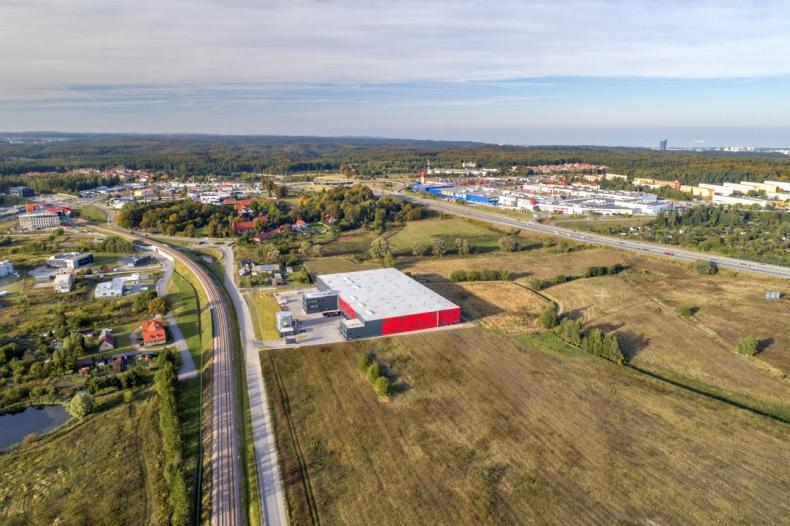 Obiekt magazynowy 7R City Flex Gdańsk Airport uzyskał pozwolenie na użytkowanie - GospodarkaMorska.pl