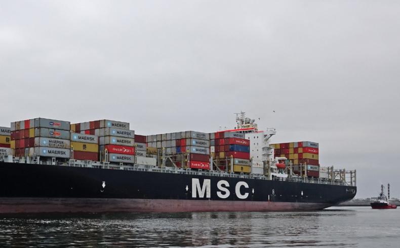 Alphaliner: Światowa ładowność kontenerowców przekroczyła 23 mln TEU - GospodarkaMorska.pl