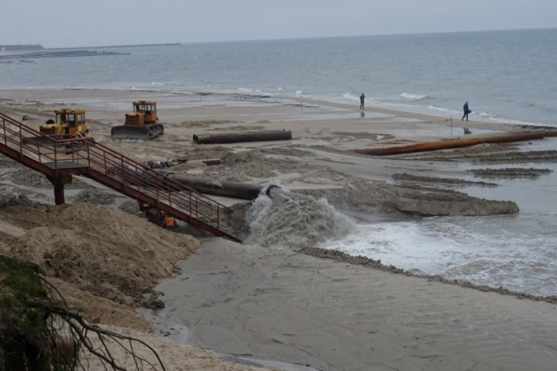 Urząd Morski w Słupsku planuje przebudowę umocnień brzegowych. Inwestycję oszacowano na ponad 50 mln zł - GospodarkaMorska.pl