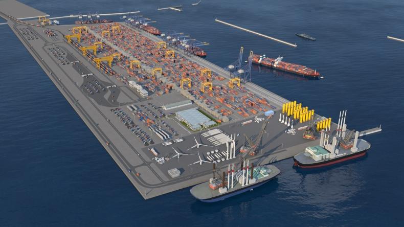 Port Gdynia: Budowa Portu Zewnętrznego w formule PPP - GospodarkaMorska.pl