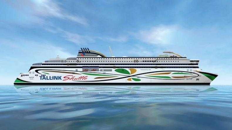 Już wiemy, jak będzie się nazywał nowy prom dla Tallink - GospodarkaMorska.pl