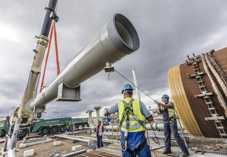 Litwa włączy się do sporu prawnego dot. gazociągu Nord Stream 2 - GospodarkaMorska.pl
