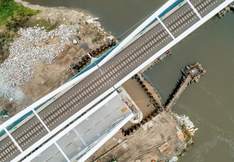 Oferta polsko-chińskiego konsorcjum najwyżej oceniona w przetargu na budowę Rail Baltica (film) - GospodarkaMorska.pl