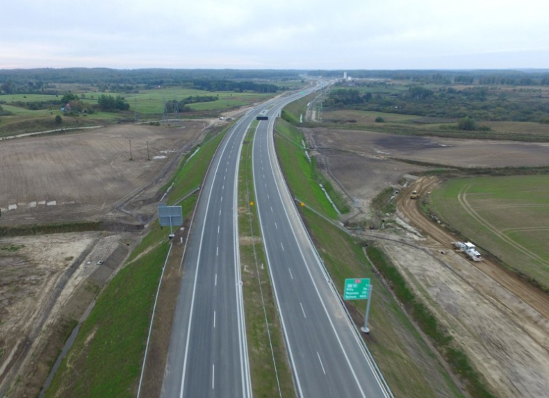 GDDKiA: ponad 4 tys. km autostrad i dróg ekspresowych w użytkowaniu - GospodarkaMorska.pl