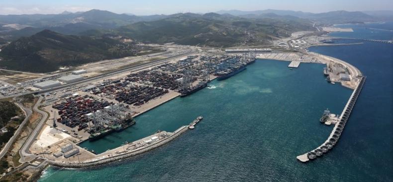 Porty morskie nad Morzem Śródziemnym mogą stać się konkurencyjne dla gigantów z Europy - GospodarkaMorska.pl