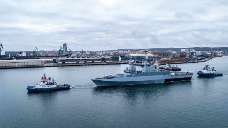 Dziś uroczyste przekazania okrętu ORP Ślązak Marynarce Wojennej RP - GospodarkaMorska.pl