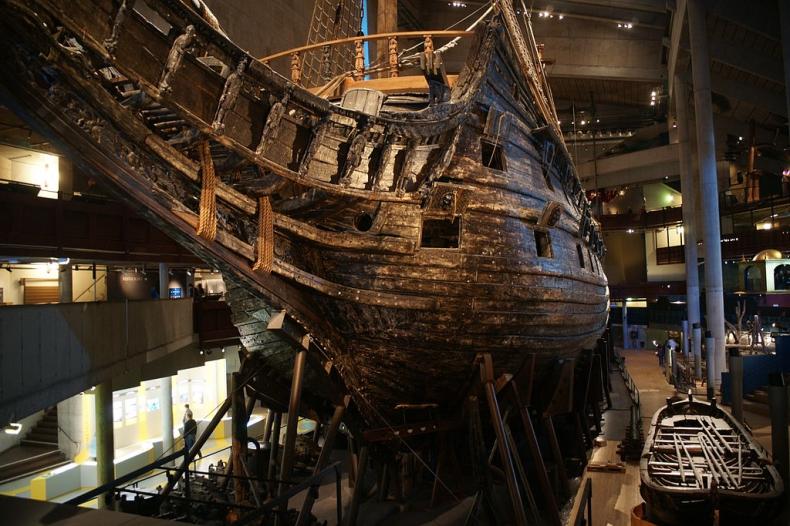Wrak XVII-wiecznego okrętu odnaleziony na dnie Bałtyku - GospodarkaMorska.pl