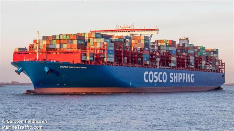 COSCO Shipping inwestuje miliony w Grecji - GospodarkaMorska.pl