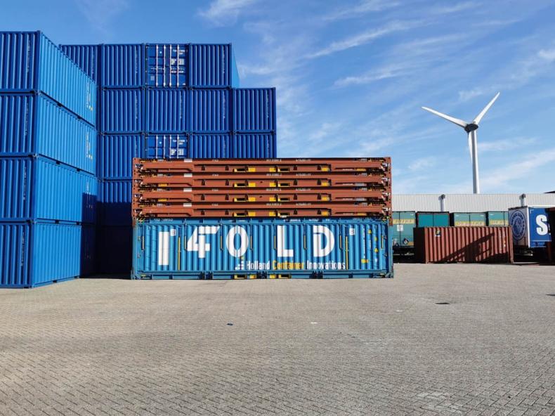 Innowacyjne kontenery gotowe na podbój rynku (foto, film) - GospodarkaMorska.pl