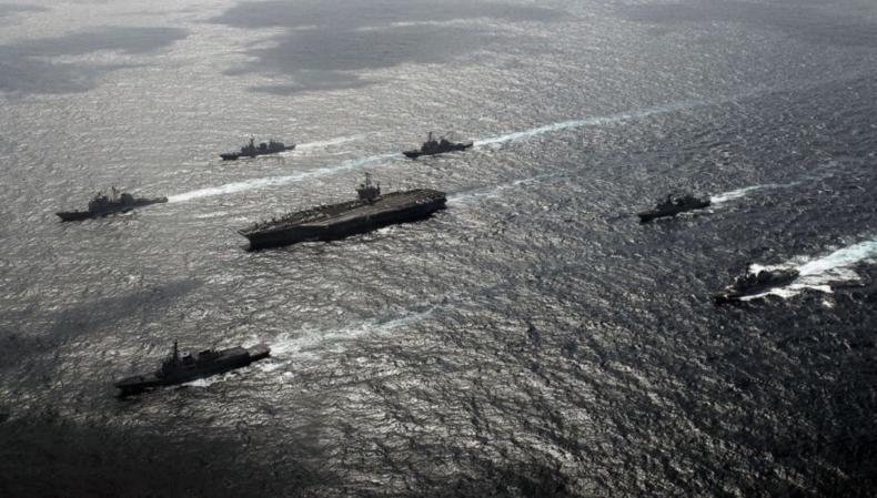 Korea Płn. żąda odwołania wspólnych manewrów USA i Korei Płd. - GospodarkaMorska.pl