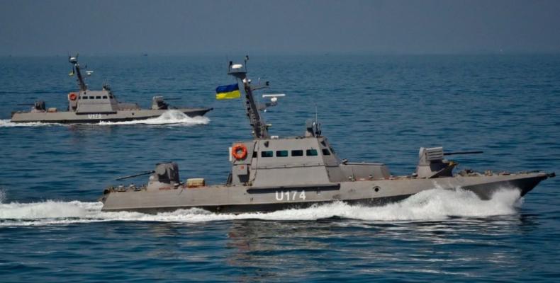 Rosja zwróciła ukraińskie okręty przejęte w Cieśninie Kerczeńskiej - GospodarkaMorska.pl