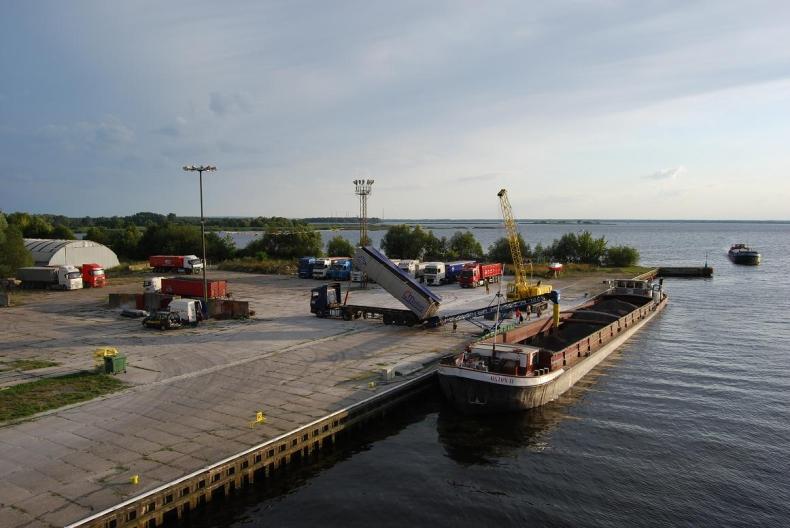 Wyremontowano port w Stępnicy nad Zalewem Szczecińskim - GospodarkaMorska.pl