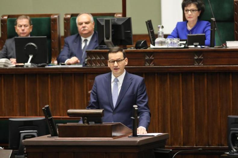 Expose Premiera: zielona polityka i powołanie pełnomocnika ds. energii odnawialnej - GospodarkaMorska.pl