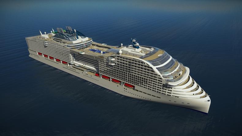 Katar wynajął wycieczkowce MSC Cruises na potrzeby mistrzostw świata w piłce nożnej - GospodarkaMorska.pl