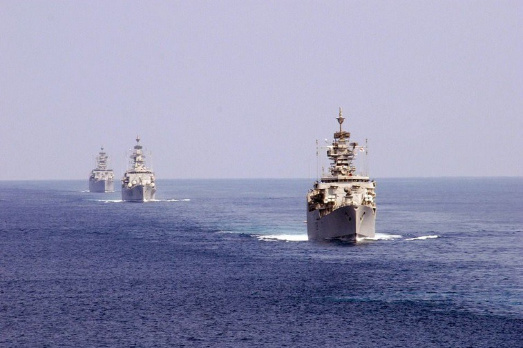 Ukraiński admirał: okręty zwrócone przez Rosjan zostały całkowicie ogołocone - GospodarkaMorska.pl