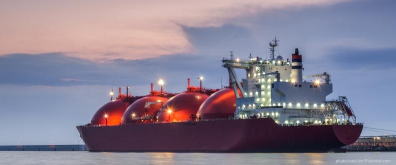 Ogromny transport LNG z USA do terminala w Świnoujściu - GospodarkaMorska.pl