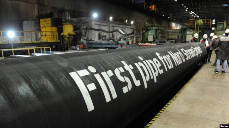 Nord Stream 2 zostanie uruchomiony w połowie 2020 roku - GospodarkaMorska.pl