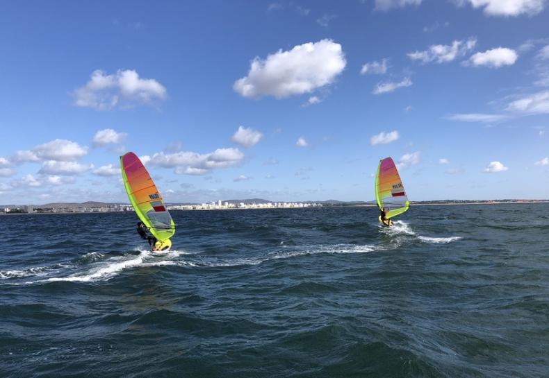 Windsurferzy trenowali w Portugalii - GospodarkaMorska.pl