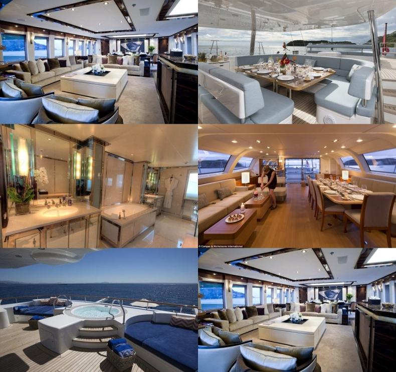 W środku najdroższych jachtów na świecie - GospodarkaMorska.pl