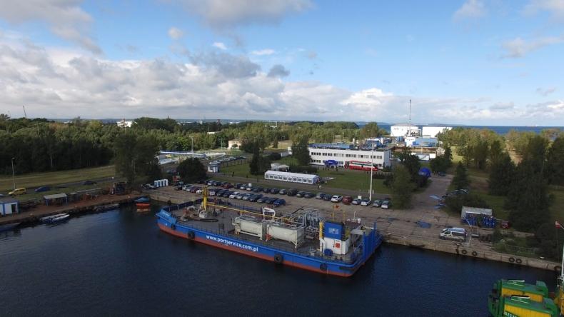 60 lat Port Service - GospodarkaMorska.pl