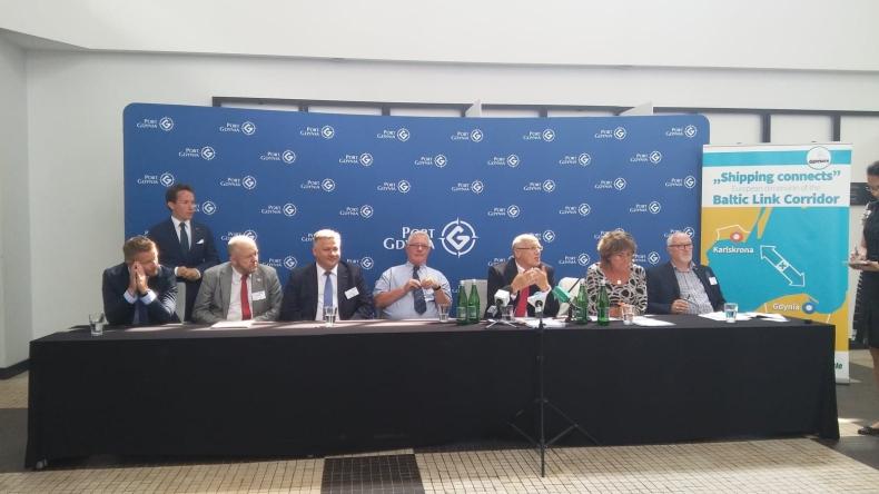 Wizyta studyjna unijnych koordynatorów TEN-T w Gdyni - GospodarkaMorska.pl