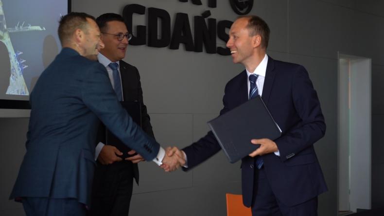 |DS Consulting będzie doradzać Portowi Gdańsk przy realizacji Portu Centralnego - GospodarkaMorska.pl