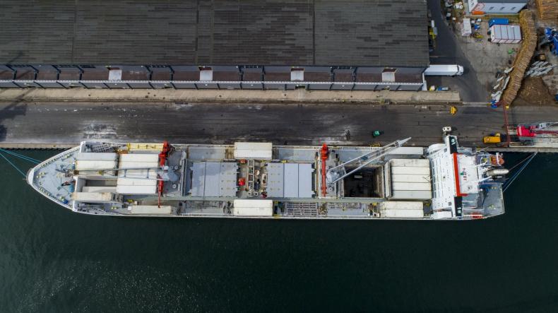 50 tys. kartonów bananów w Porcie Gdańsk. Uruchomiono nowy serwis - GospodarkaMorska.pl