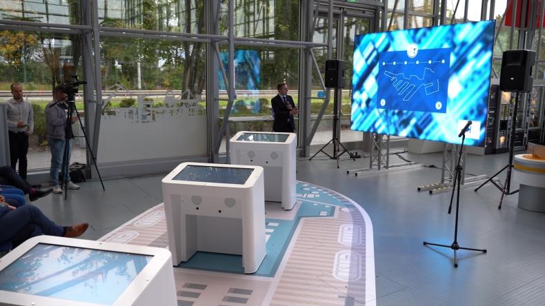 Nowoczesne symulatory od Portu Gdynia w Centrum Nauki EXPERYMENT w Gdyni - GospodarkaMorska.pl