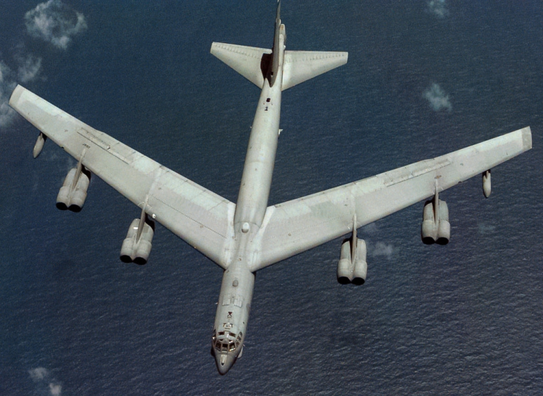 Rosja poinformowała o przechwyceniu amerykańskich bombowców nad Morzem Ochockim - GospodarkaMorska.pl