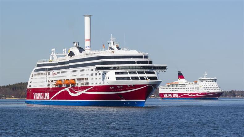 Viking Line otrzymało certyfikat DNV GL w sprawie ochrony przed COVID-19 - GospodarkaMorska.pl