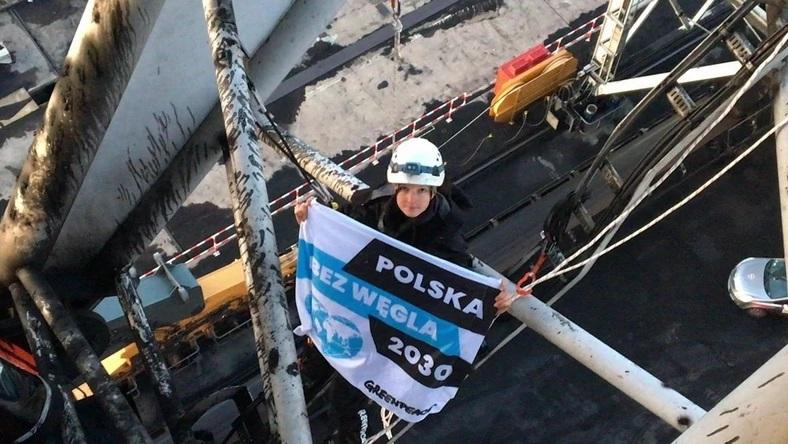 Gdańsk: Aktywiści Greenpeace oskarżeni po blokadzie portu - GospodarkaMorska.pl