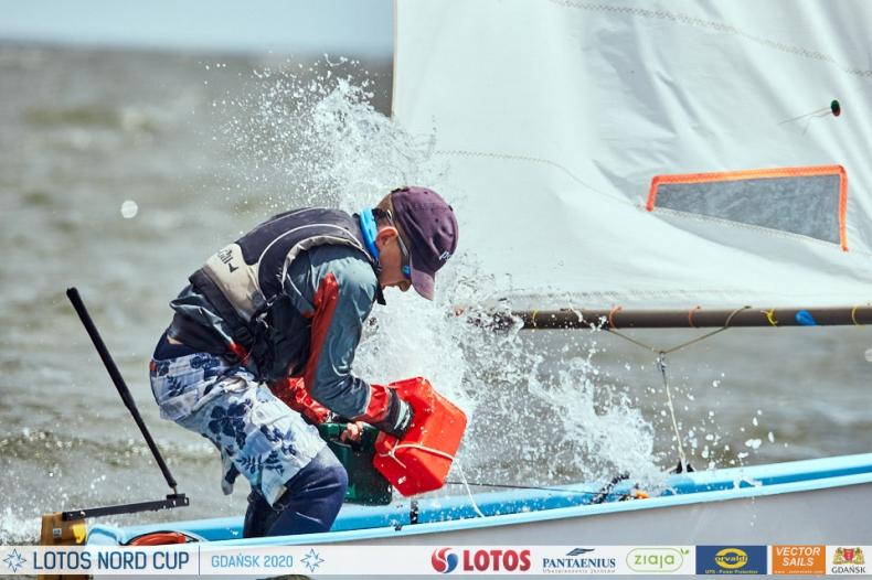 Vector Sails Cup 2020. Morskie wyzwanie dla Optimistów zakończone  [wideo] - GospodarkaMorska.pl