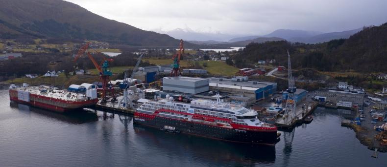 Norweska stocznia Kleven Verft złożyła wniosek o upadłość - GospodarkaMorska.pl