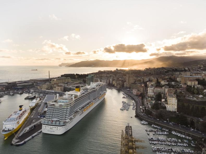 Costa Cruises przedłuża pauzę na rejsy - GospodarkaMorska.pl