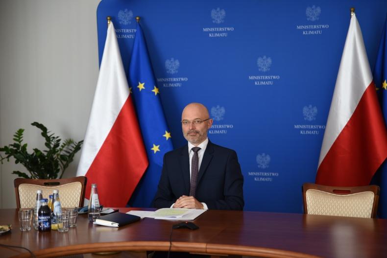 Minister Kurtyka o celach transformacji w Polsce - GospodarkaMorska.pl