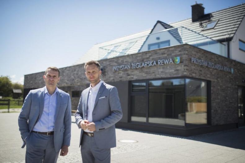 Bosmanat w Rewie oficjalnie otwarty - GospodarkaMorska.pl