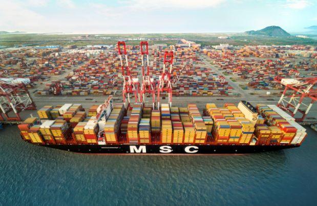 MSC dołączył do Smart Maritime Network - GospodarkaMorska.pl