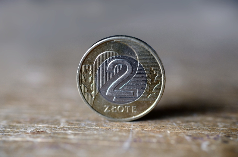 Złoty nieco mocniejszy, ale przecena wciąż wisi w powietrzu - GospodarkaMorska.pl